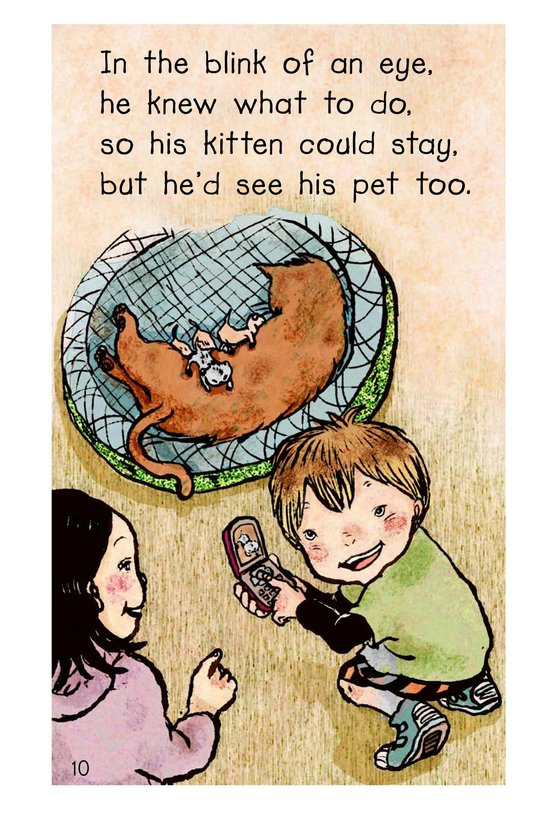 Book Preview For Eddie's Pet Page 10
