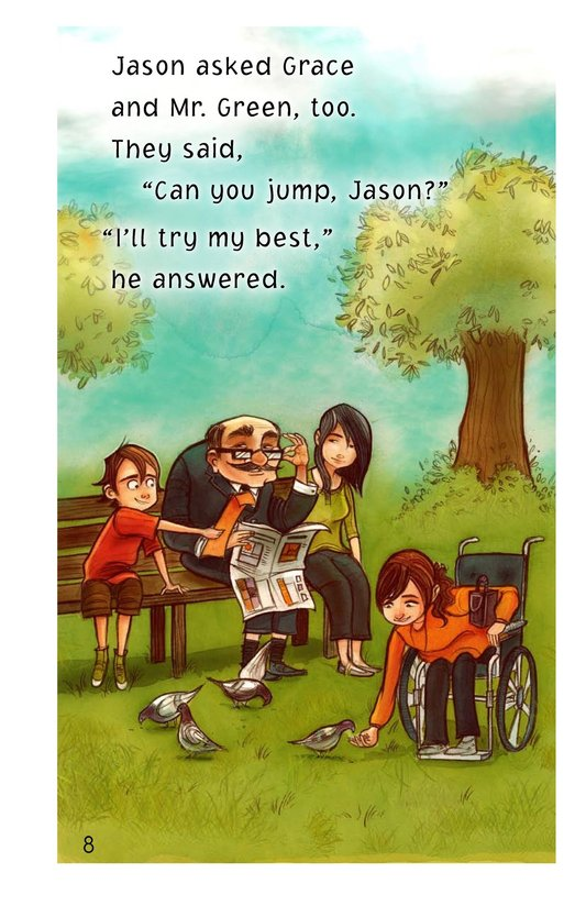 Book Preview For Jason at the Jump-a-thon Page 8