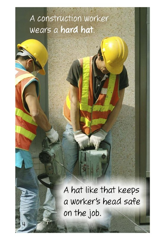 Book Preview For Hats at Work Page 4