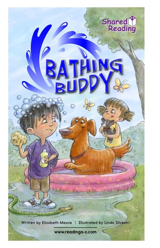 Book Preview For Bathing Buddy Page 1