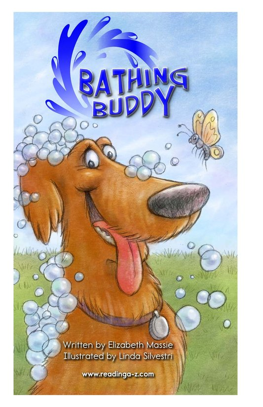 Book Preview For Bathing Buddy Page 2