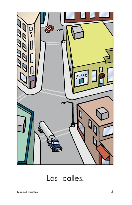 Book Preview For The City Page 3