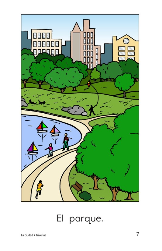 Book Preview For The City Page 7