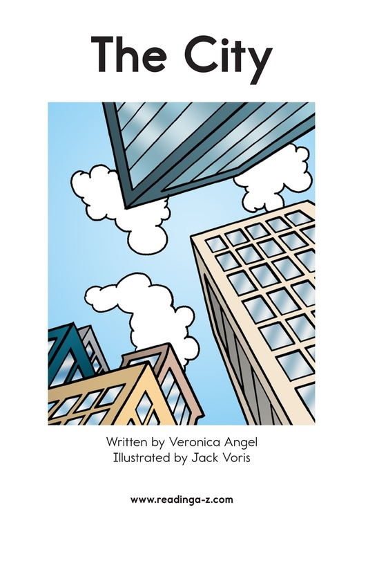 Book Preview For The City Page 2