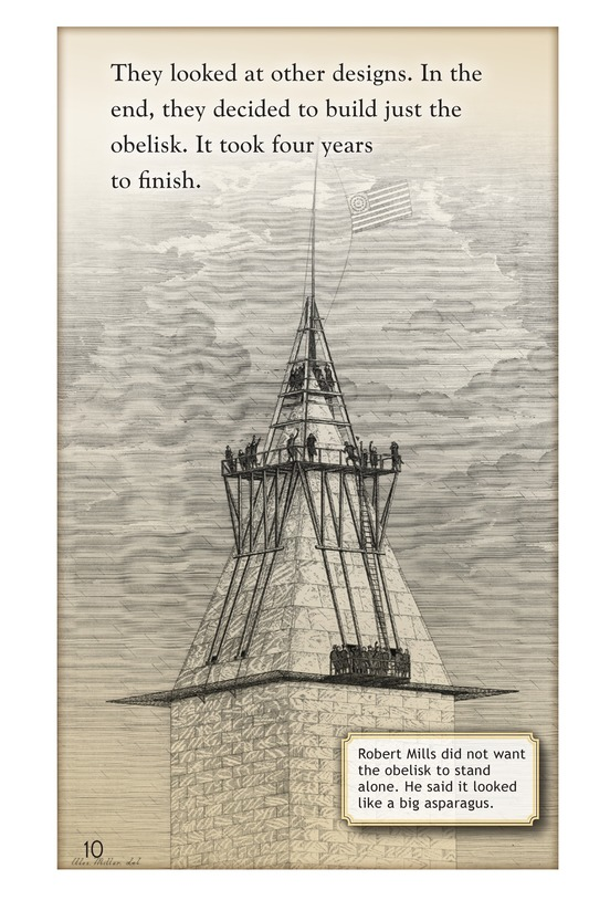 Book Preview For The Washington Monument Page 10