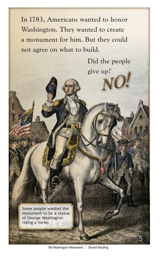 Book Preview For The Washington Monument Page 5