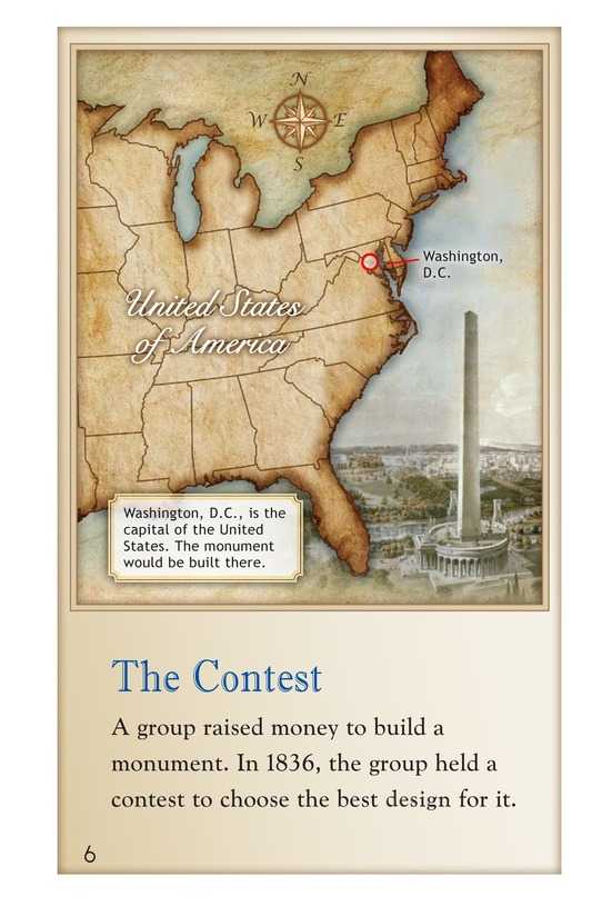 Book Preview For The Washington Monument Page 6