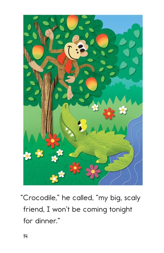 Book Preview For Monkey and Crocodile Page 14