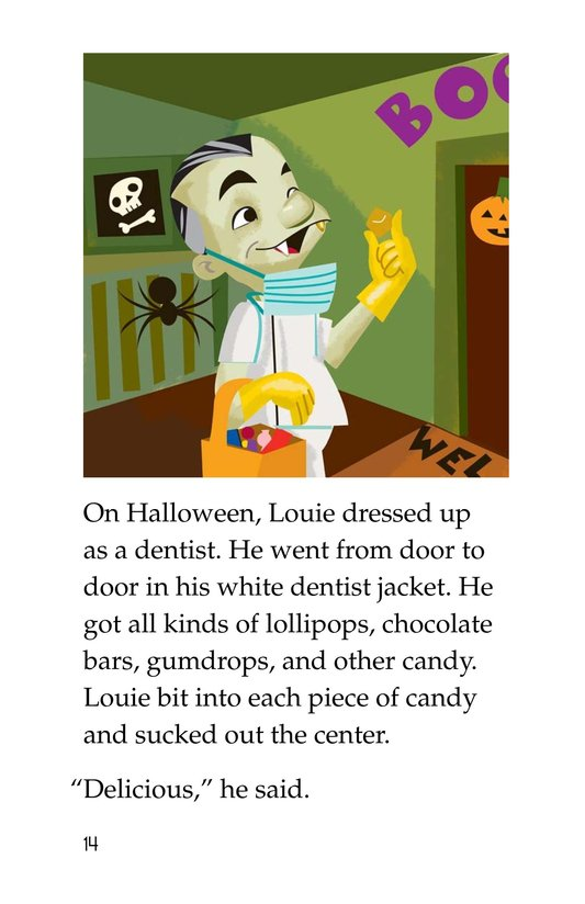 Book Preview For Vampire Dentist Page 14