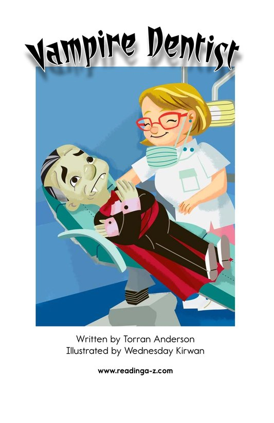 Book Preview For Vampire Dentist Page 2