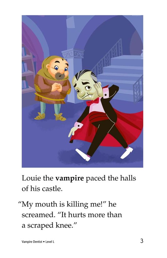 Book Preview For Vampire Dentist Page 3