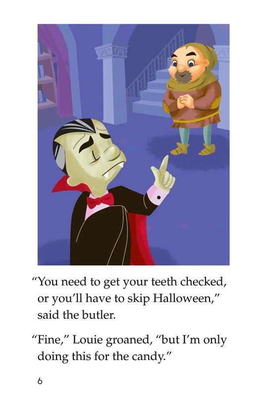 Book Preview For Vampire Dentist Page 6