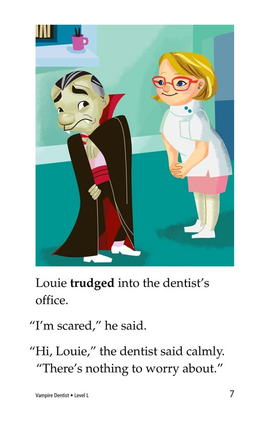 Book Preview For Vampire Dentist Page 7
