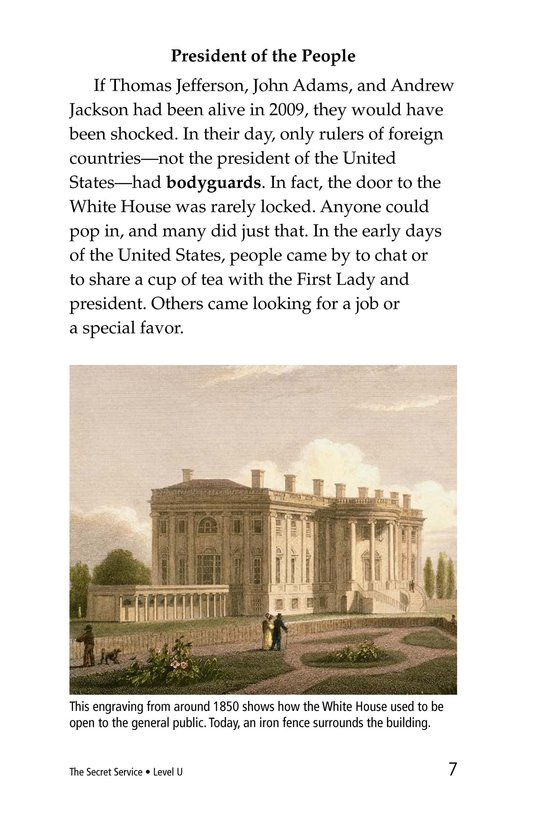 Book Preview For The Secret Service Page 7