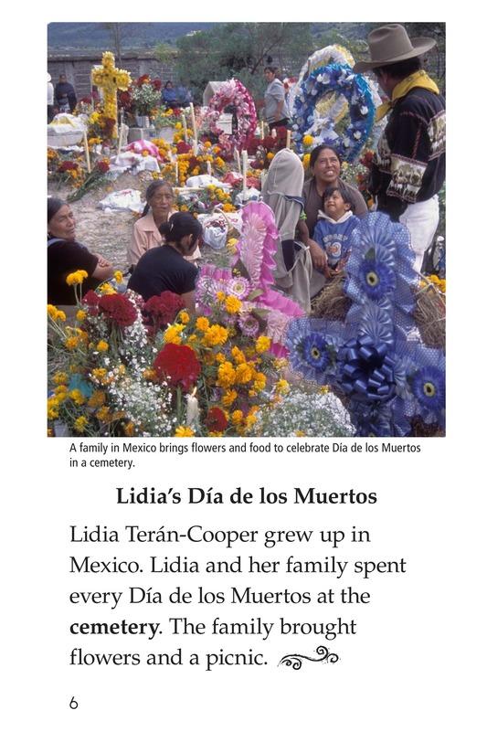 Book Preview For Día de los Muertos Page 6