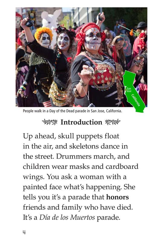 Book Preview For Día de los Muertos Page 4