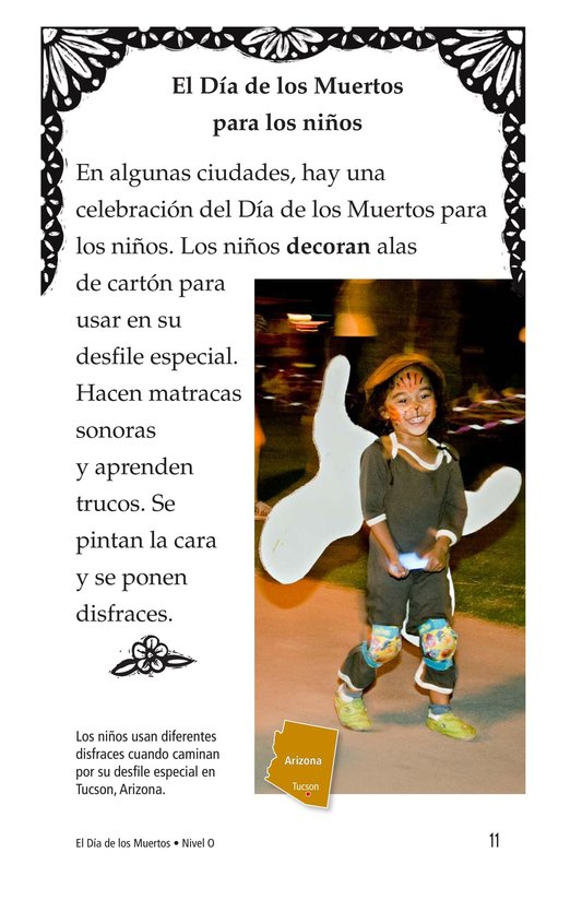 Book Preview For Día de los Muertos Page 11