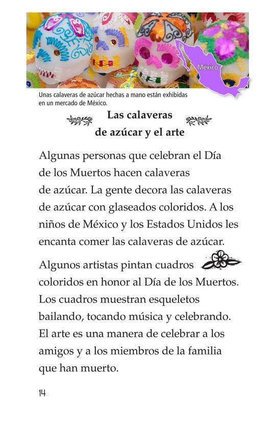 Book Preview For Día de los Muertos Page 14