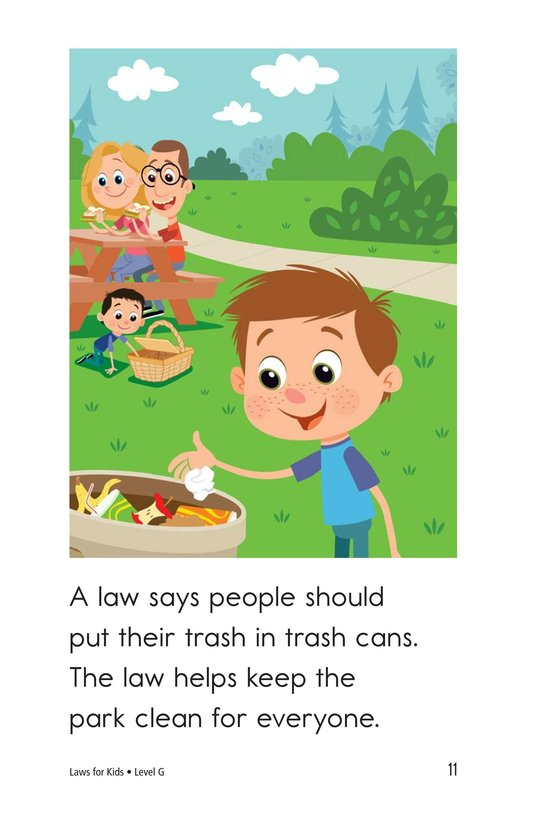 Book Preview For Laws for Kids Page 11