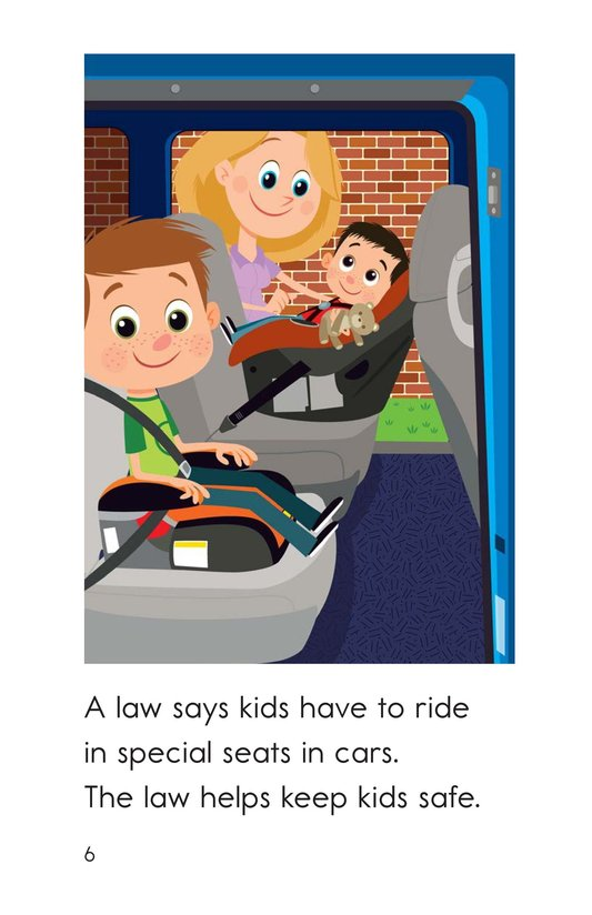 Book Preview For Laws for Kids Page 6