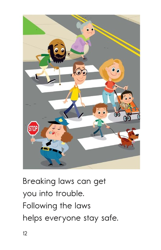 Book Preview For Laws for Kids Page 12