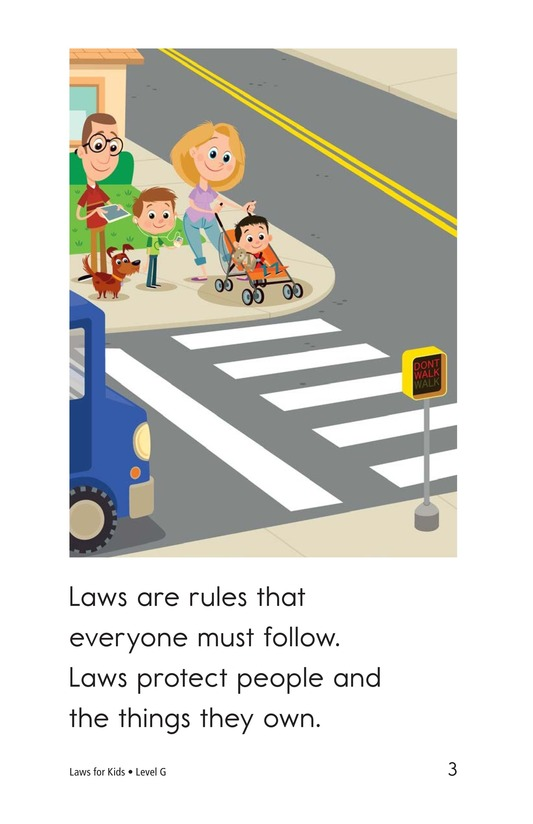 Book Preview For Laws for Kids Page 3