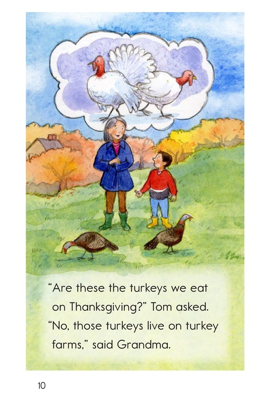 Book Preview For Turkeys in the Trees Page 10