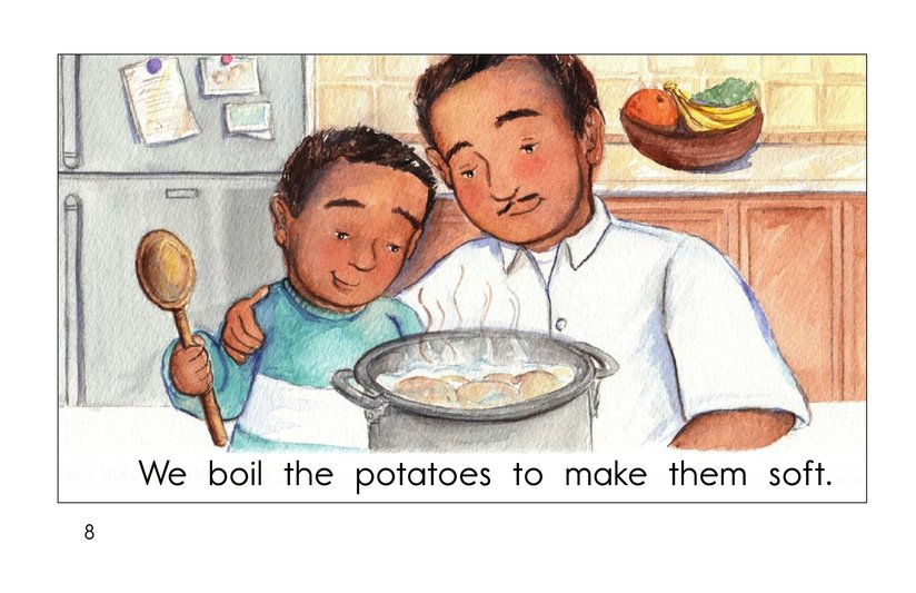 Book Preview For Mash the Potatoes Page 8