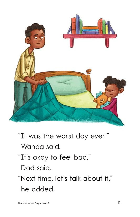 Book Preview For Wanda's Worst Day Page 11