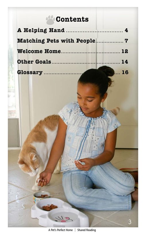 Book Preview For A Pet's Perfect Home Page 3