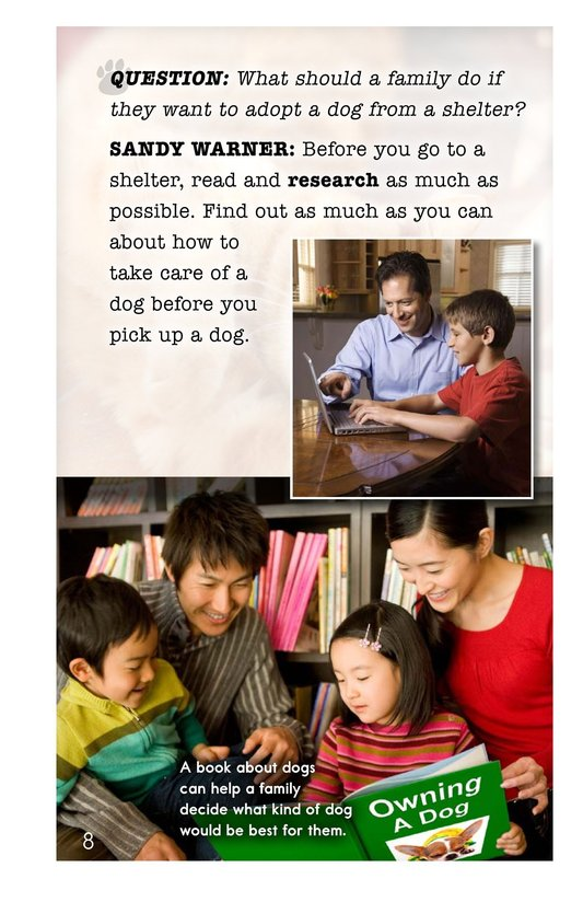 Book Preview For A Pet's Perfect Home Page 8