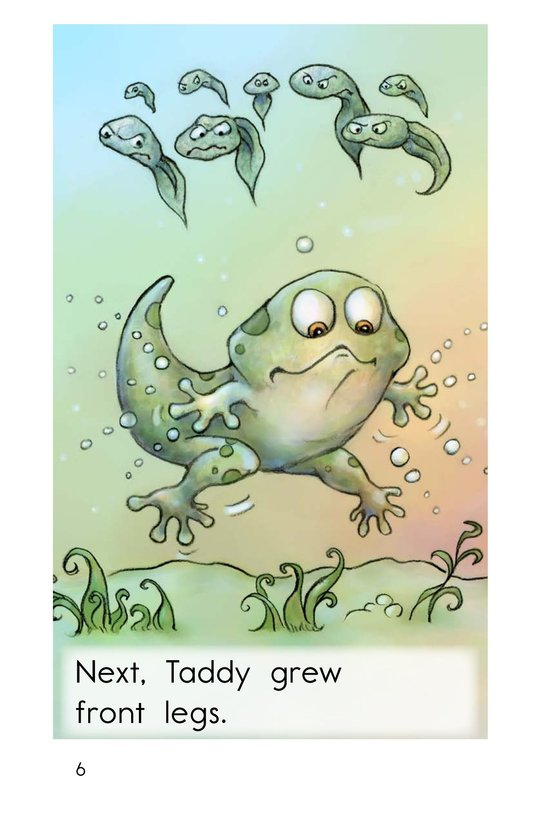 Book Preview For Tadpole Teasing Page 6