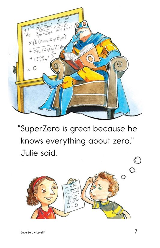 Book Preview For SuperZero Page 7