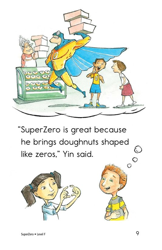 Book Preview For SuperZero Page 9