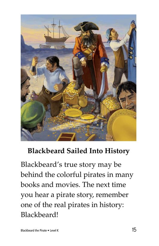 Book Preview For Blackbeard the Pirate Page 15