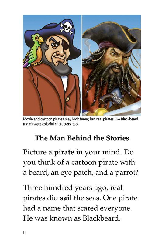 Book Preview For Blackbeard the Pirate Page 4