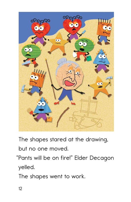 Book Preview For The Ship of Shapes Page 12