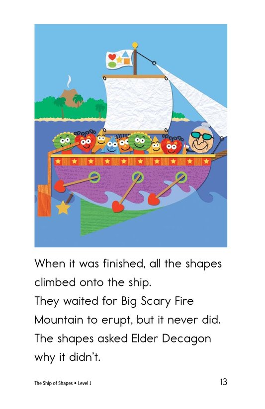 Book Preview For The Ship of Shapes Page 13