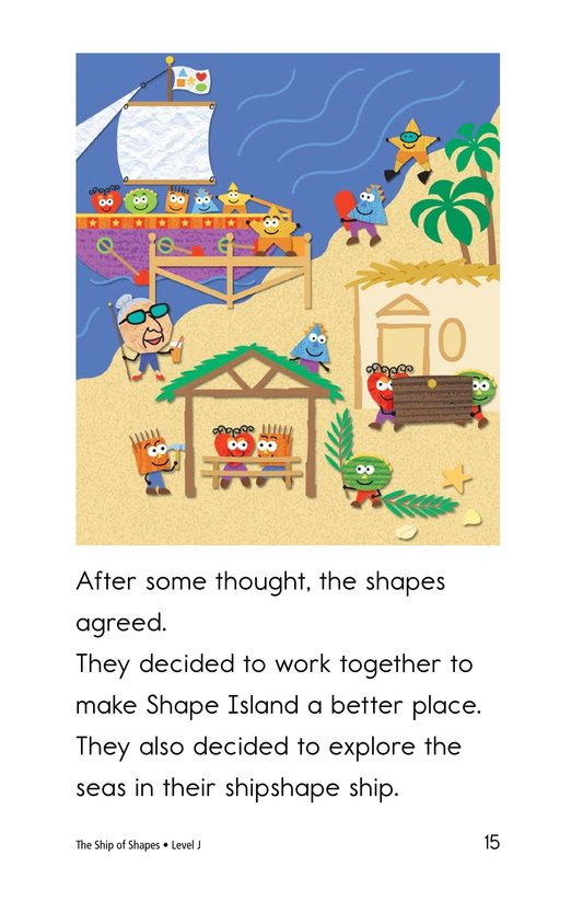 Book Preview For The Ship of Shapes Page 15