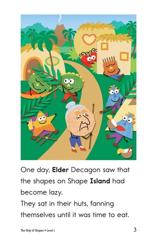Book Preview For The Ship of Shapes Page 3