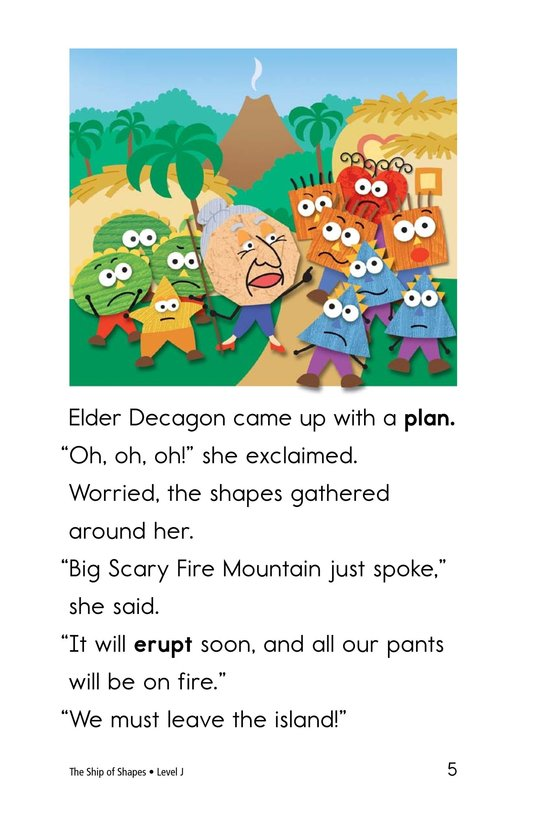 Book Preview For The Ship of Shapes Page 5