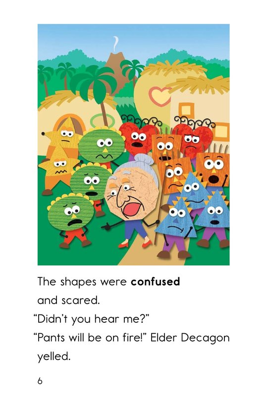 Book Preview For The Ship of Shapes Page 6