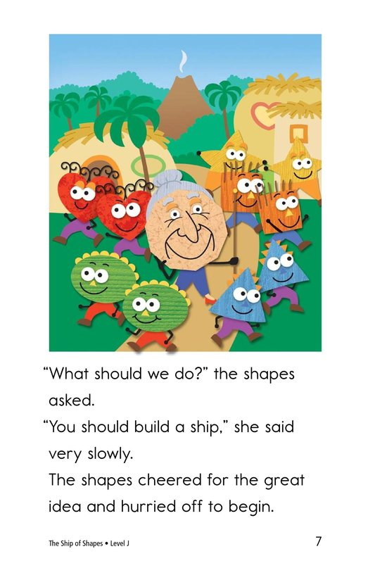 Book Preview For The Ship of Shapes Page 7