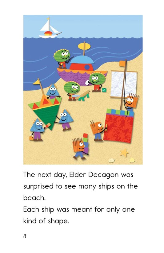 Book Preview For The Ship of Shapes Page 8