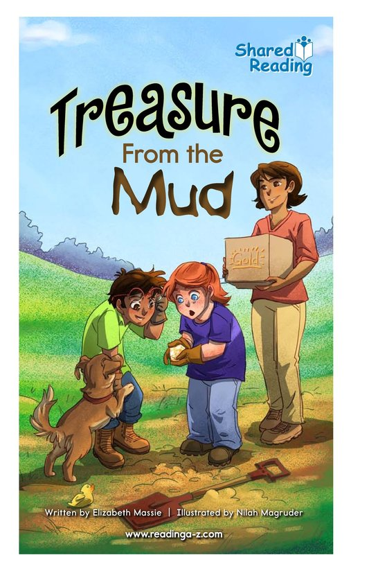 Book Preview For Treasure From the Mud Page 1
