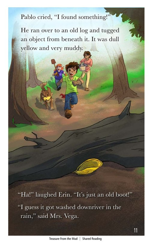Book Preview For Treasure From the Mud Page 11