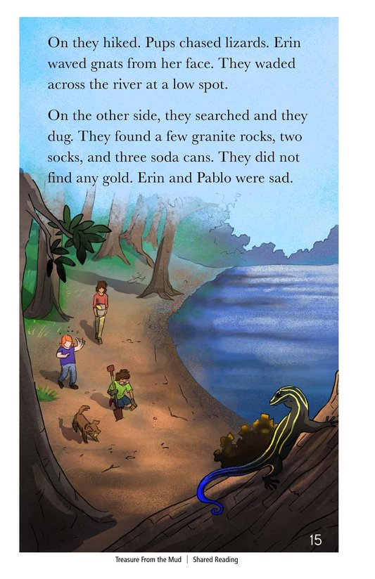 Book Preview For Treasure From the Mud Page 15