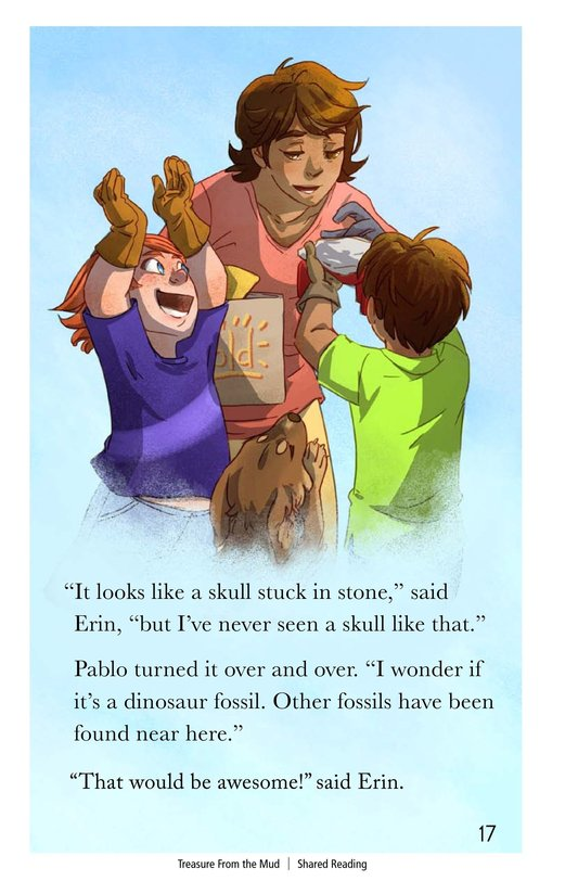 Book Preview For Treasure From the Mud Page 17