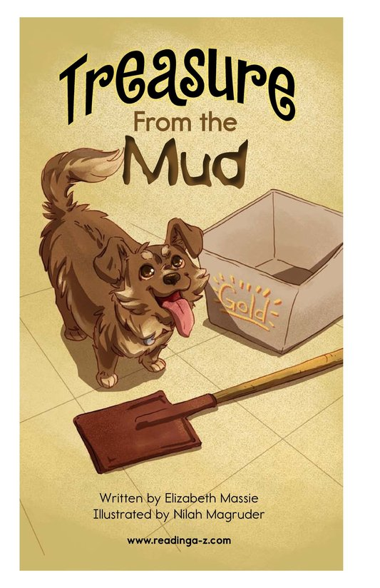 Book Preview For Treasure From the Mud Page 2