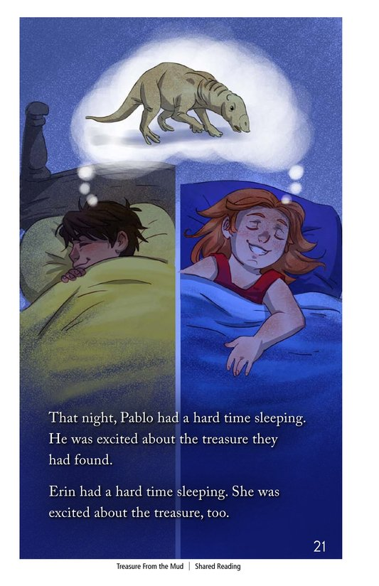 Book Preview For Treasure From the Mud Page 21